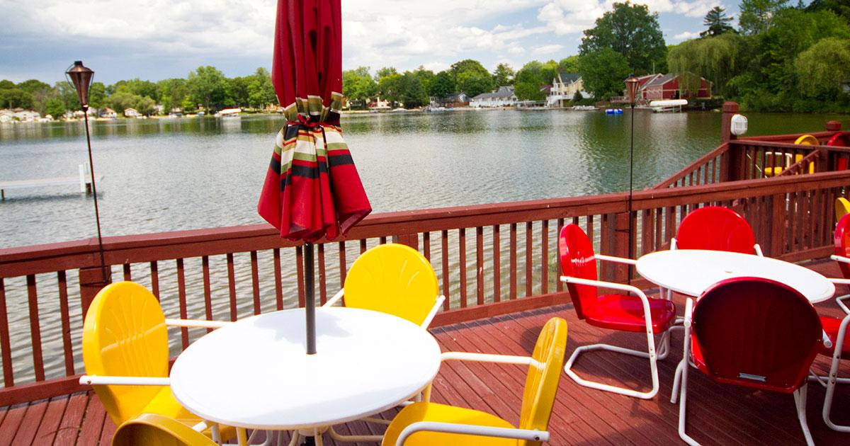 Bostwick Lake Inn Rockford Michigan